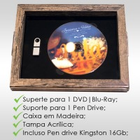 Case DVD / Pen drive